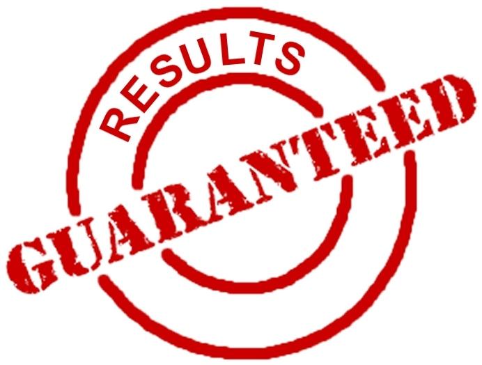 Results Guaranteed