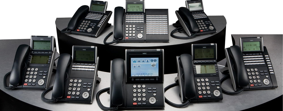 Telephone systems for busines